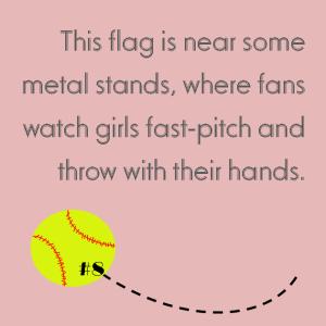 The Softball Field